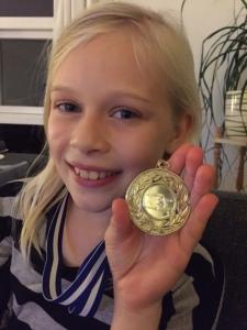 Andrea medalje