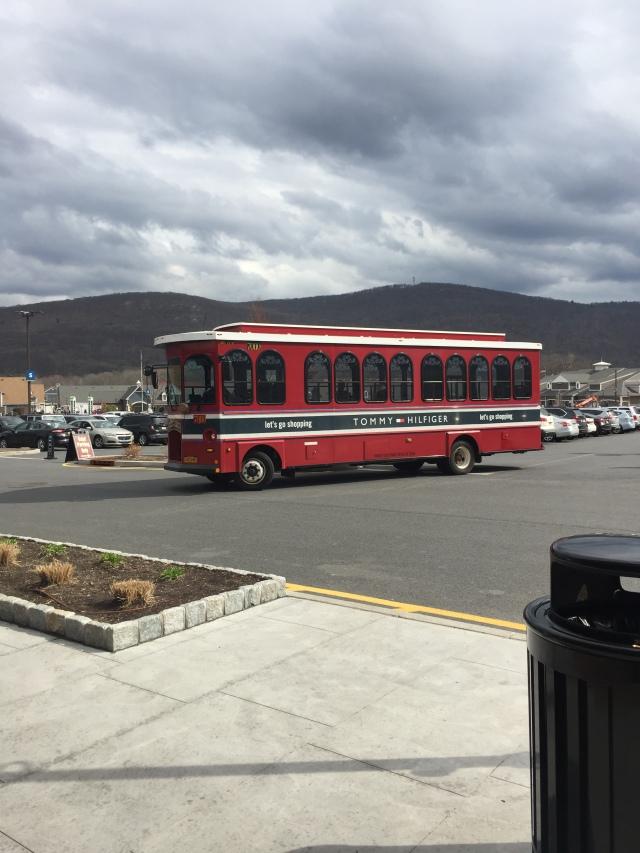 Shuttlebussen