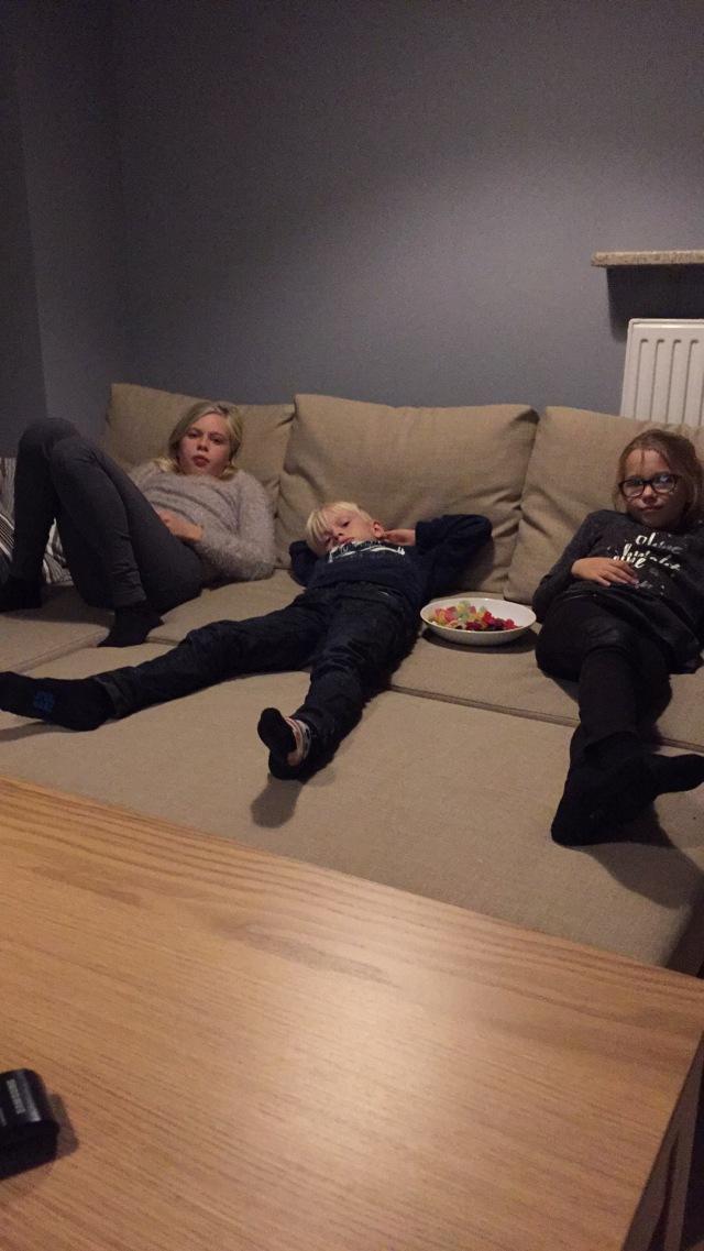 Sofa afslapning